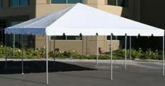 20 x 20 frame tent for sale