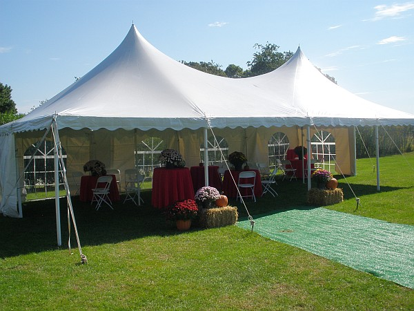 Tent Gallery-Tent Pictures LI, Pole Tents, Frame Tents ...