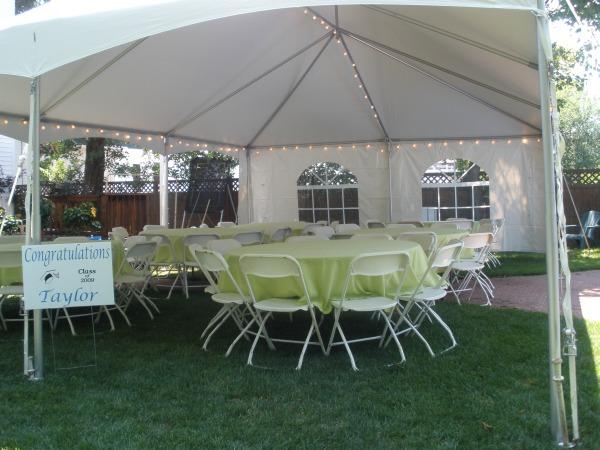 Frame Tent Rentals Long Island