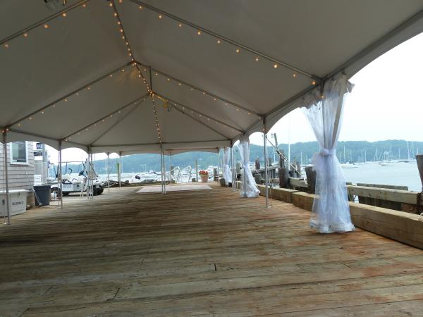Tent Gallery-Tent Pictures LI, Pole Tents, Frame Tents, Tent Packages.