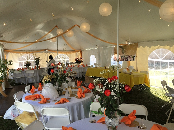 Recent Events Tent Pictures Li Pole Tents Frame Tents