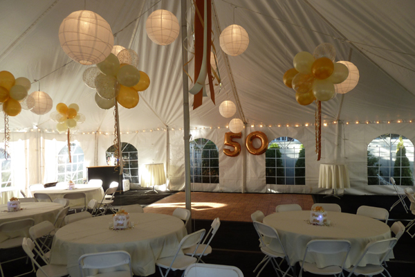 ... 40 x 40 Pole & Wedding Tent Gallery - Wedding Tent Packages wedding tent ...