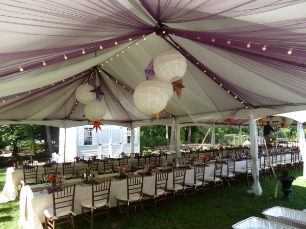 Wedding Tent Gallery Packages